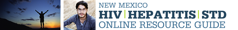 New Mexico HIV-HEP-STD Online Resource Guide